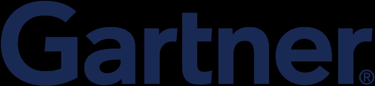 Gartner Logo Blue