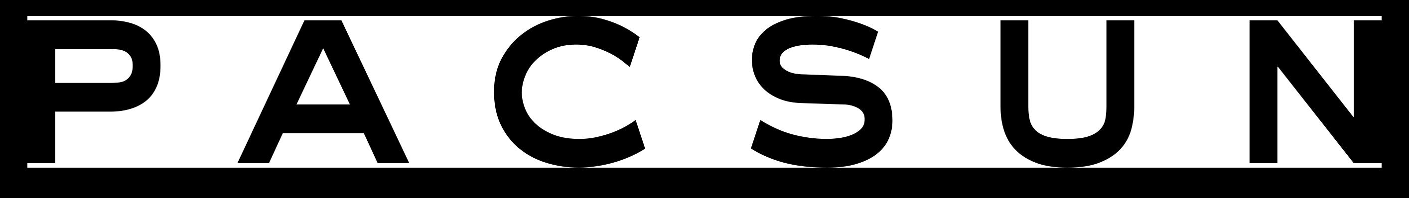pacsun-logo-black